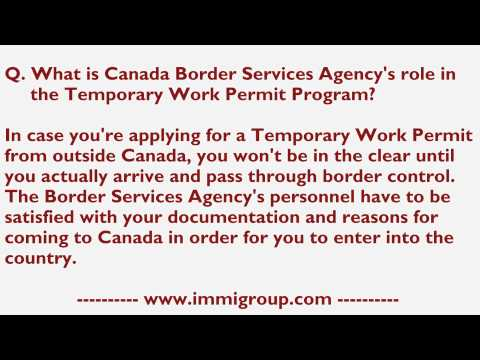 What is Canada Border Services Agency