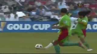 Top 10 Mejores Goles de la Concacaf Copa Oro 2011