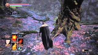 Dark  Souls 3 how to farm the dark sword and armour set easily.