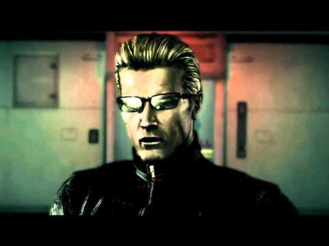 A Wesker  Legion Alliance A DC Douglas Farewell