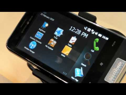 Garmin Asus Nuvifone M10 windows phone