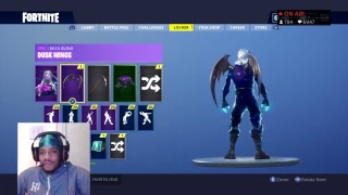 New Halloween Skin   !!  Decent Fortnite Player - 39K Kills