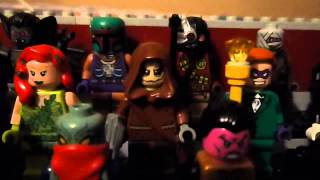 Lego DC Minifigure Collection