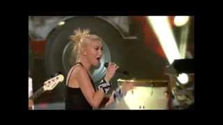 No Doubt Settle Down live on Teen Choice Awards July 22, 2012