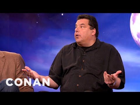 Steve Schirripa Puts Up With A Lot Of Annoying Skinny People  CONAN on TBS