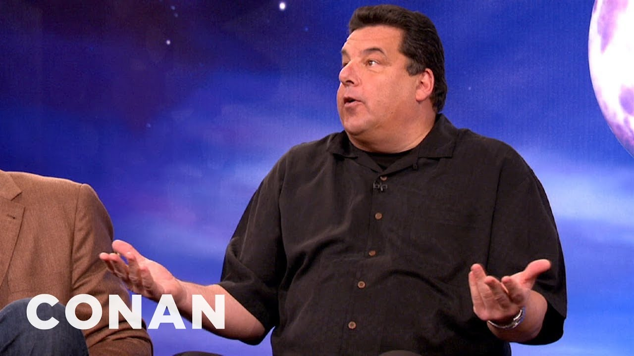 Steve Schirripa Puts Up With A Lot Of Annoying Skinny People ...