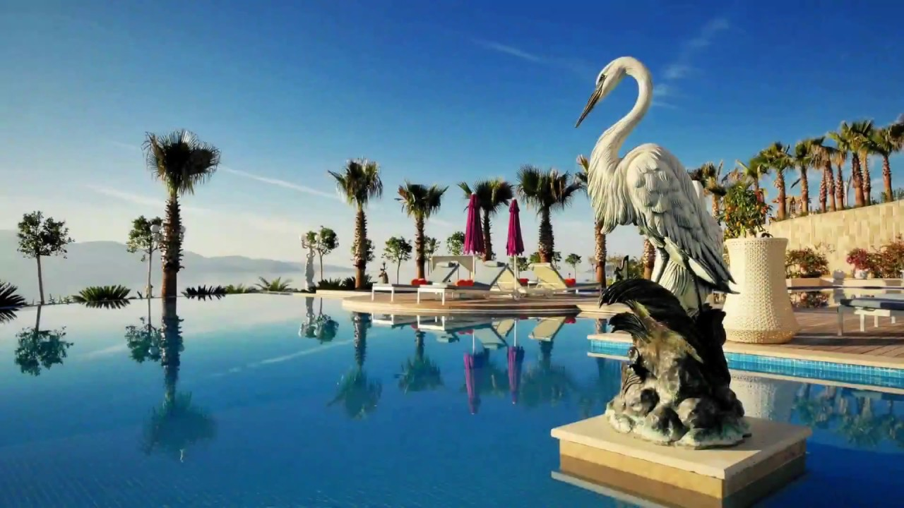 The Palace Villa - The Bodrum by Paramount Hotels and Resorts - YouTube