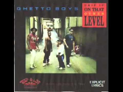 Geto Boys - Gangster Of Love (with lyrics)