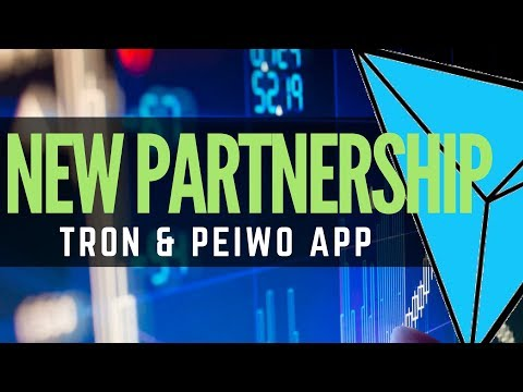 TRX Adds 10 Million Users Via Peiwo App Partnership | Crypto Currency News