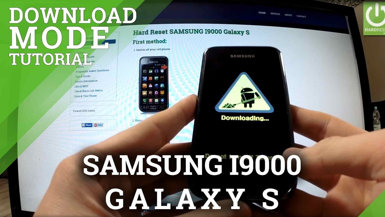 samsung galaxy s duos s7562 download mode