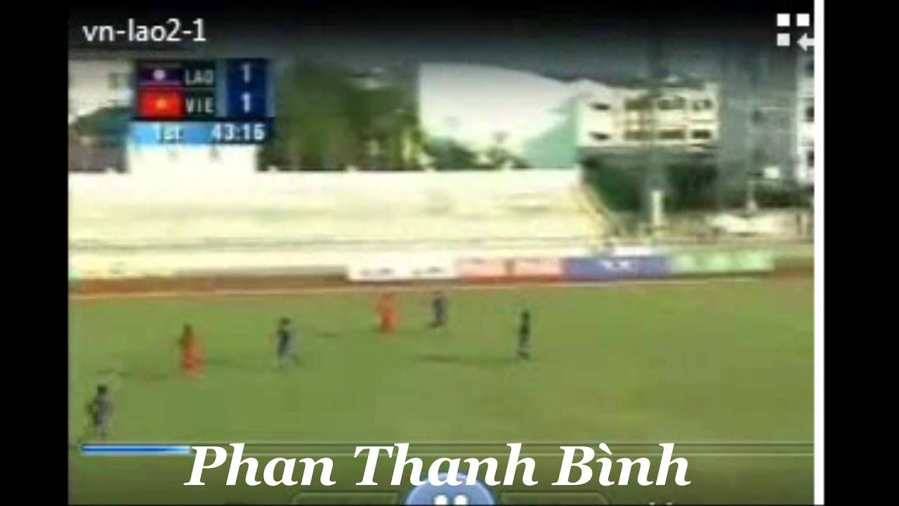 Sea Games 24 – các bàn thắng của U23 Việt Nam 2007