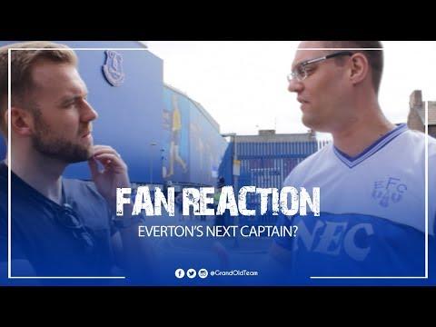 Everton's Next Captain?
