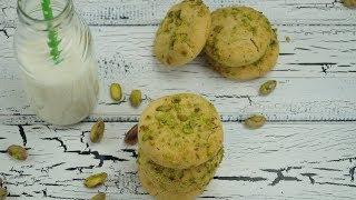 Tahinli Kurabiye (Sesam Cookies)