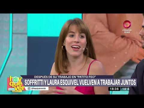 Soffritti y Laura Esquivel vuelven a trabajar juntos thumbnail