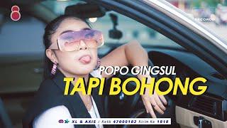 Popo Gingsul - Tapi Bohong (Official Music Video)
