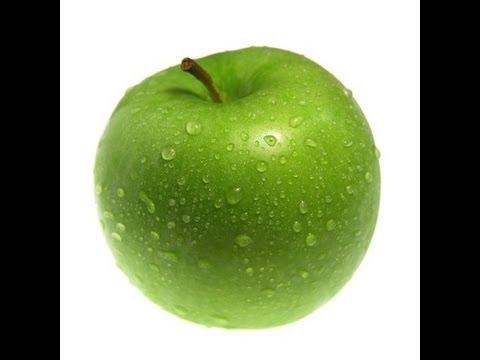 Masque maison pour les cheveux secs à la pomme - Rapide & facile ♡ - YouTube