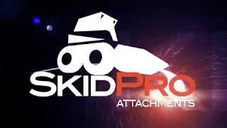 Skid Pro Skid Steer Scrap Grapple