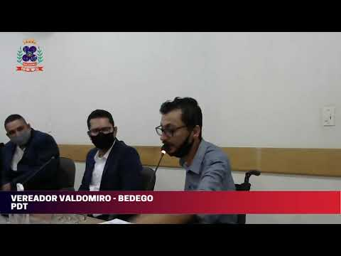 Câmara Municipal de Vereadores de Itacarambi MG Reunião realizada no dia 11/08/2021