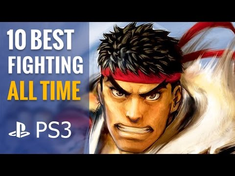 Top 10 Best PS3 Fighting Games of All Time