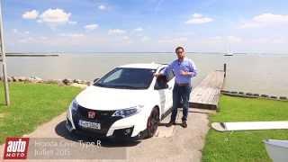 2015 Honda Civic Type-R : label... et la bête - Essai AutoMoto