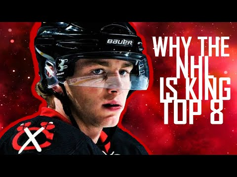 Is the NHL the best league?