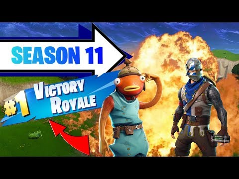 Two Idiots Play Fortnite Season 11