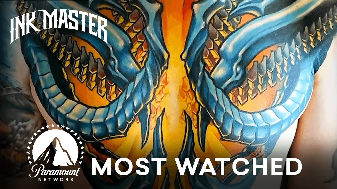 Most-Watched Videos Of 2020 (So Far!) | Ink Master