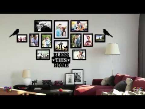 Art Street Photo Wall Timeline  DIY  Instructions