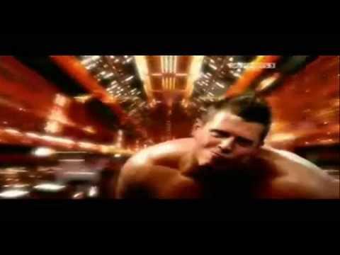 New WWE Raw Intro (2009) Nickelback - Burn it to the Ground