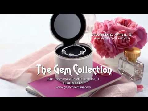 Gem Collection Mother's Day Pandora Commercial