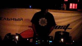 Bazz Dee Myasorubka Vol 7 12 09 09 @ The Most Open Air