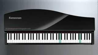Kemesraan Piano