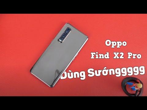 Đánh giá chi tiết Oppo Find X2 Pro - Dùng nó SƯỚNGGGG!