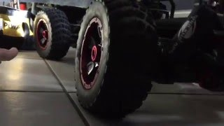 How to make your losi dbxl shocks work better