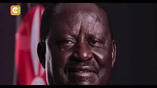 Raila apasua mbarika siasa za 2022