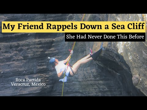 Veracruz, Mexico - Rappel & SUP Adventure