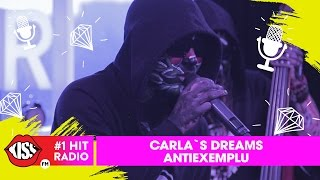 Carla&#39s Dreams - Antiexemplu (live Kiss FM)