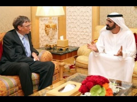 Dubai Expo 2020 - Bill Gates Speaks - HD