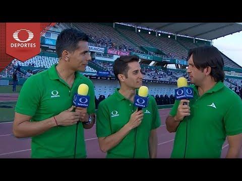 Previo: Argentina Vs México, Desde Córdoba Argentina   Televisa Deportes