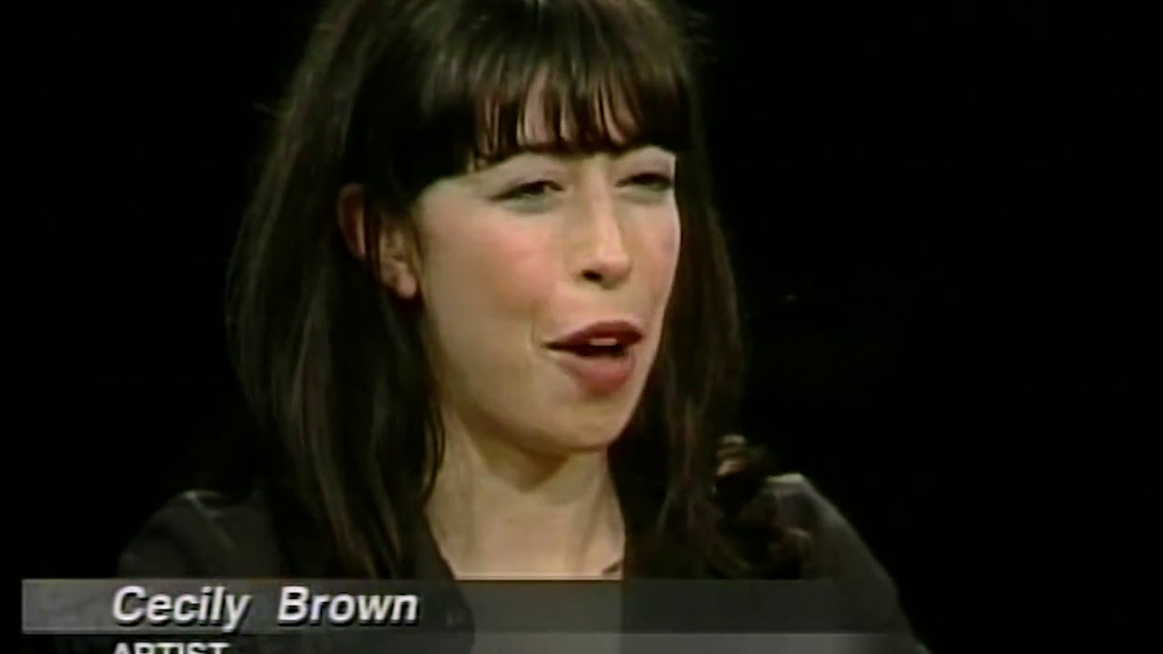 Cecily Brown Portrait