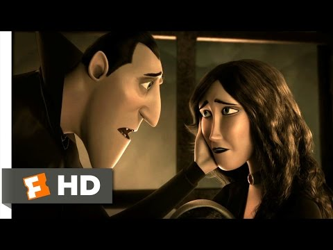 Hotel Transylvania (2012) - The Legend of Lady Lubov Scene (