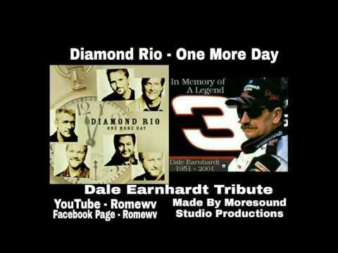 Dale Earnhardt Tribute One More Day Diamond Rio