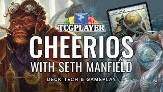 Cheerios   Seth Manfield