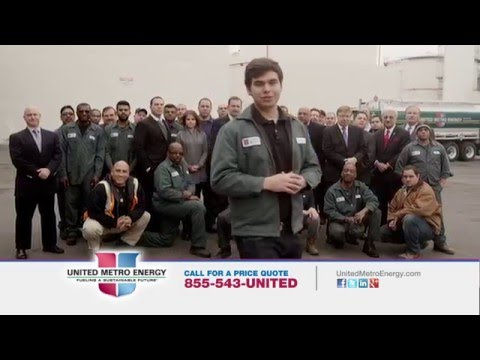 United Metro Energy: Your Fuel Oil Supplier