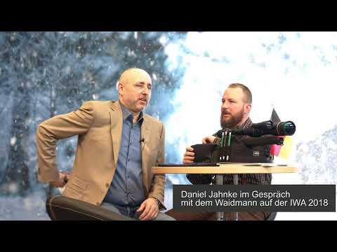 IWA 2018 im Gespräch mit Daniel Jahnke