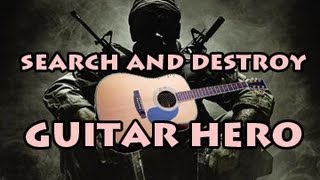 Download Video Search and Destroy Guitar Hero by Good Grief MP3 3GP MP4