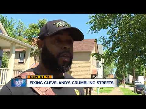 Fixing Cleveland's crumbling streets: The current list