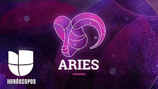 Aries - Semana del 25 de noviembre al 1 de diciembre | Univision Horóscopos
