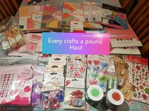 Paper craft supplies uk