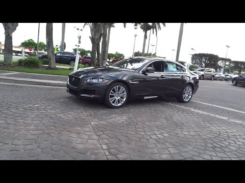 2018 Jaguar XF Miami, Aventura, Fort Lauderdale, Broward, Miami Beach, FL  JJCY55110. Warren Henry Jaguar Video Inventory